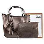 Женская кожаная сумка Eterno DETAI2032-21-9 фото №6