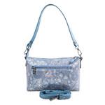Женская кожаная сумка Desisan SHI3033-225 фото №7