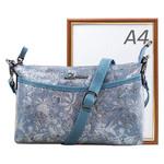 Женская кожаная сумка Desisan SHI3033-225 фото №9