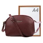 Женская кожаная сумка Desisan SHI3136-339 фото №7