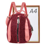 Рюкзак женский с блестками Valiria Fashion 3DET319-13 фото №10