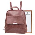 Рюкзак женский из кожезаменителя Eterno 3DETASPS004-13 фото №5