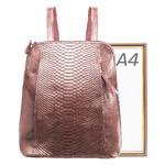 Рюкзак женский из кожезаменителя Eterno 3DETASPS011-13 фото №2