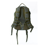 Тактический рюкзак Tramp Commander 50 л. TRP-042 Зеленый фото №2
