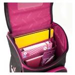 Школьный черный рюкзак Kite Education Hello Kitty для девочек 11,5 л (hk20-501s) фото №1