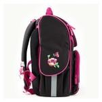 Школьный черный рюкзак Kite Education Hello Kitty для девочек 11,5 л (hk20-501s) фото №4