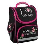 Школьный черный рюкзак Kite Education Hello Kitty для девочек 11,5 л (hk20-501s) фото №5