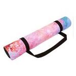 Коврик для йоги Zelart Record Замшевый каучуковый двухслойный с рисунком (FI-5662-25) фото №1