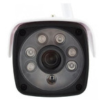 Комплект видеонаблюдения беспроводной DVR KIT CAD Full HD UKC 8004/6673 Wi-Fi 4ch набор на 4 камеры фото №5