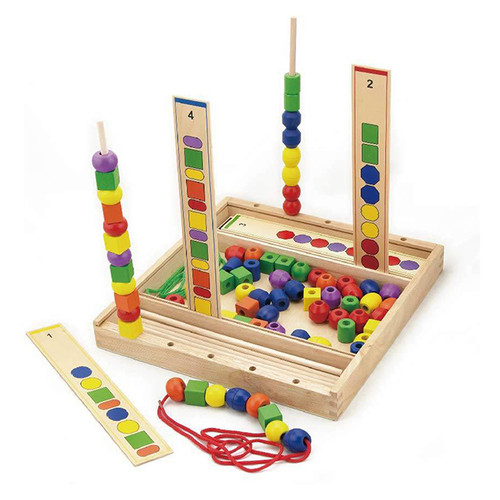 Набор для обучения Viga Toys Логика (56182)