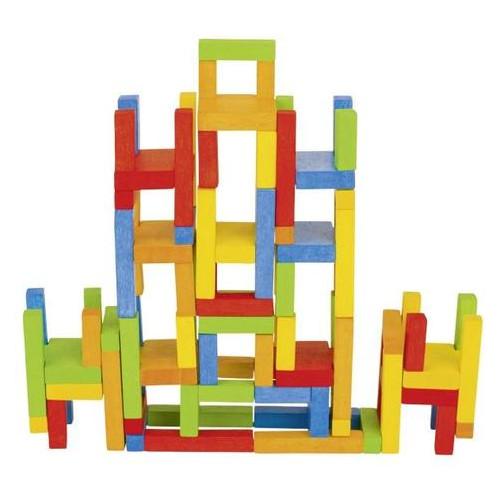 Развивающая игра Goki Балансирующие стулья (56929)