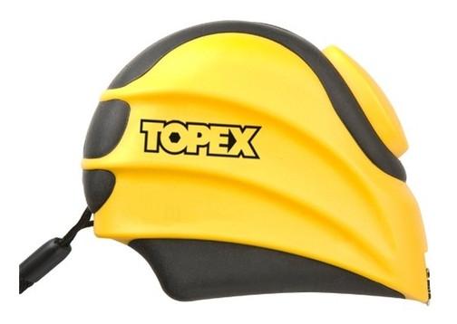Рулетка Topex стальная лента 7,5 м/25 мм (27C387)