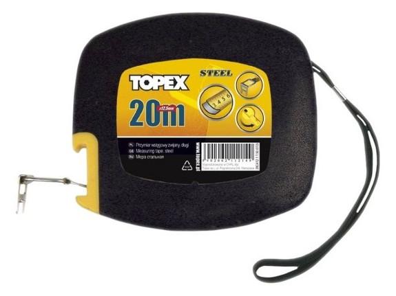 Рулетка стальная Topex 30 м (28C413)