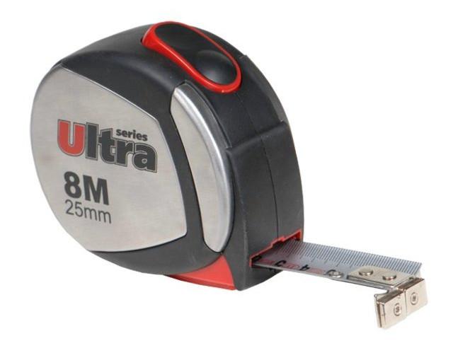 Рулетка магнитная, нейлоновое покрытие 3м*19мм ultra Sigma (3822032)
