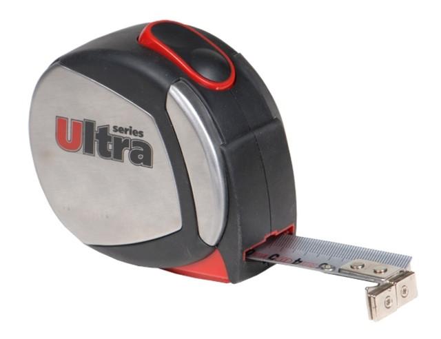 Рулетка магнитная, нейлоновое покрытие 5м*19мм ultra Sigma (3822052)