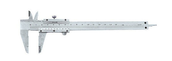 Штангенциркуль Topex  200 мм (31C616)