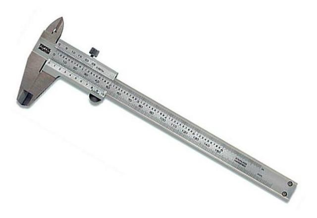 Штангельциркуль Toptul 150мм (IACA0150)