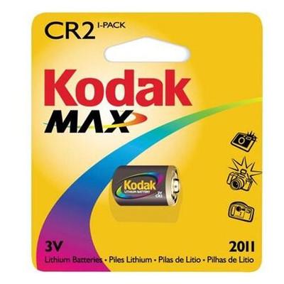 Батарея Kodak Max lithium CR2