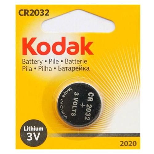 Батарейка Kodak Max lit.CR2032 5 шт