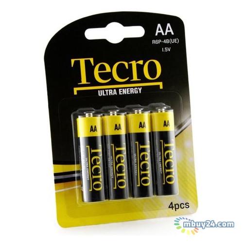 Батарейка Tecro R6P-4B(UE)