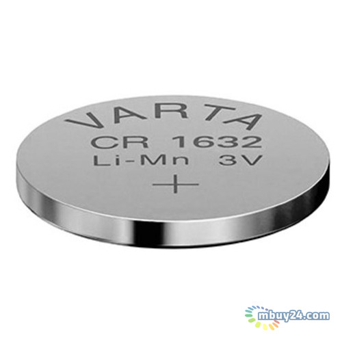 Батарейка Varta CR 1632 BLI 1 Lithium