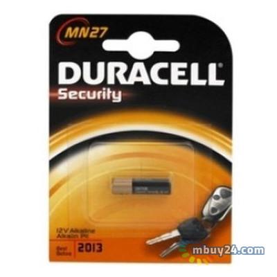 Батарейка Duracell MN27 BLN 01x10 (81421921)