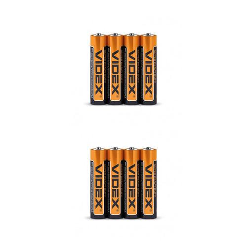 Батарейки Videx AAA R03P 20 шт (2877)