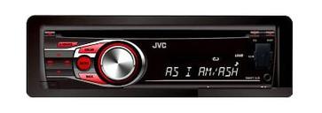 CD/USB автомагнитола JVC KD-R417EE