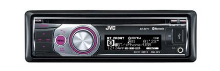 CD/USB автомагнитола JVC KD-R811