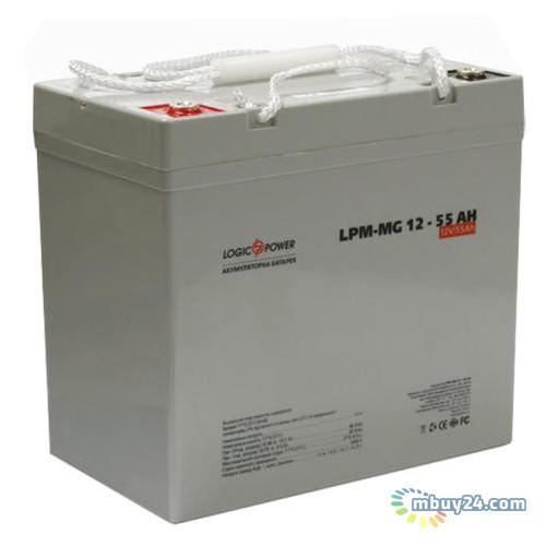 Батарея к ИБП LogicPower LPM MG 12В 55Ач (3873)