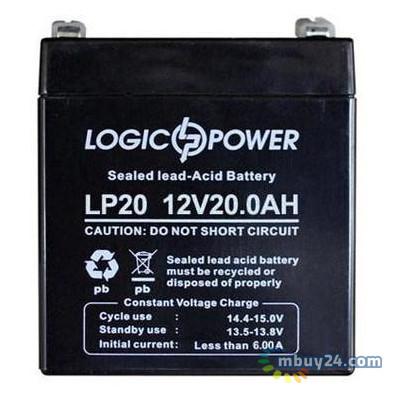 Аккумуляторная батарея LogicPower 12В 26Ач (2676)