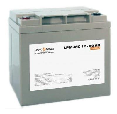 Аккумуляторная батарея LogicPower LPM-MG 12 - 40 AH