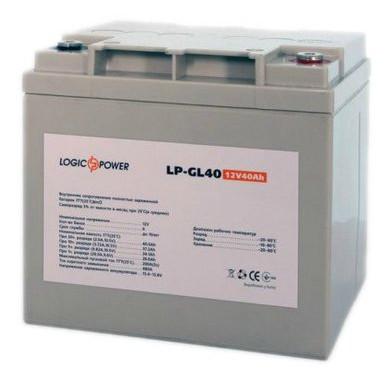 Аккумуляторная батарея LogicPower LP-GL 12 - 40 AH