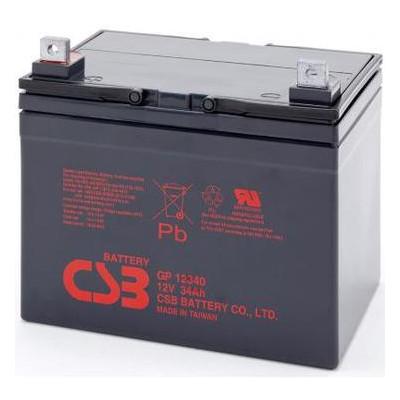 Батарея к ИБП CSB 12В 34Ач (GP12340)
