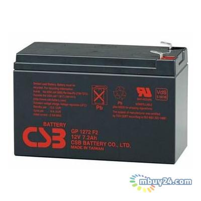 Аккумуляторная батарея CSB 12В 7.2Ач (GP1272)
