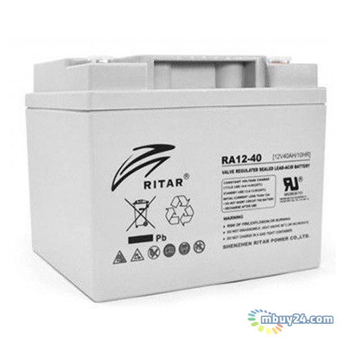 Батарея к ИБП Ritar AGM RA12-40