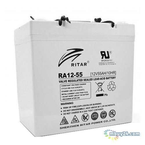Батарея к ИБП Ritar AGM RA12-55
