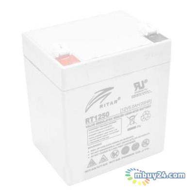 Батарея Ritar AGM RT1245 12V-5Ah RT1250