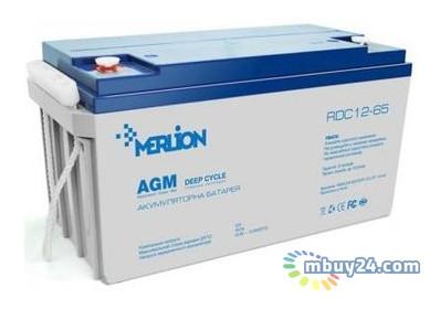 Батарея к ИБП Merlion RDC12-65 12V-65Ah (RDC12-65)