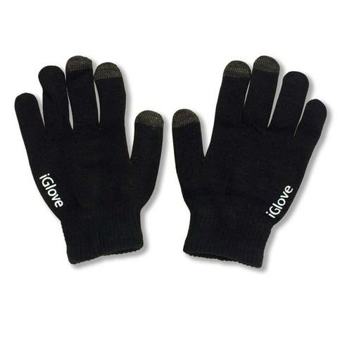 Перчатки iGlove Black (5012345678900)