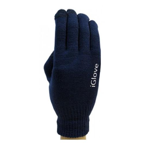Перчатки iGlove Navy (4822356754399)