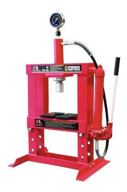 Пресс Torin гидравлический настольный 10т (TY10003)