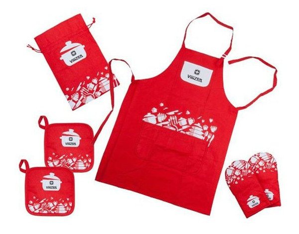 Набор текстильных аксессуаров Vinzer (89500)