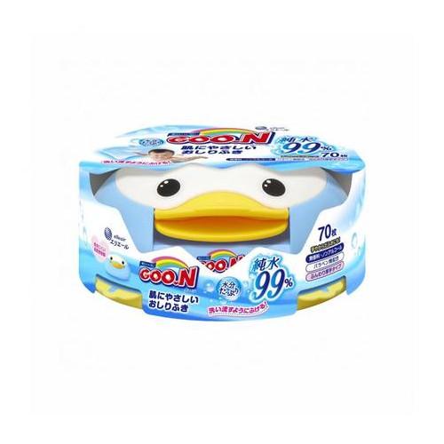 Влажные салфетки Goo.N 70 штук (733530)