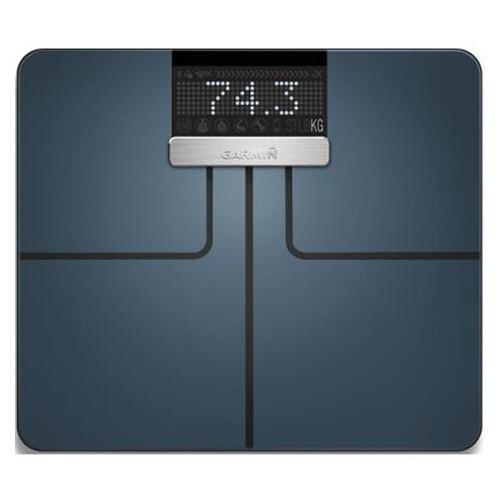 Смарт-весы Garmin Index Smart Scale Black (010-01591-10)