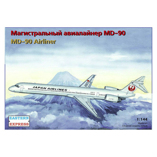 Авиалайнер МД-90 Japan Airlines Eastern Express (EE144128)