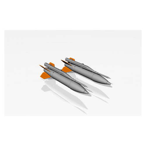 Тяжелые неуправляемые ракеты S-21 вместе с PU-12-40UD Voron Armory (AR-ACA7274)
