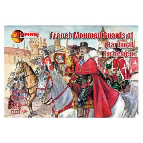 Модель Mars Figures Французские конные стражники кардинала Ришелье (MS72046)