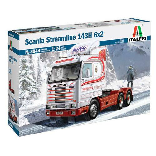 Грузовик SCANIA Streamline 143H (6x2) ITALERI (IT3944)