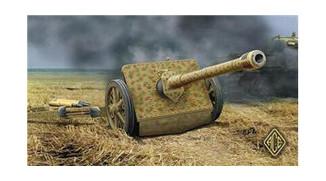 Противотанковая пушка 7.5cm Panzerabwehrkanone 41 (Pak.41) ACE (ACE72280)